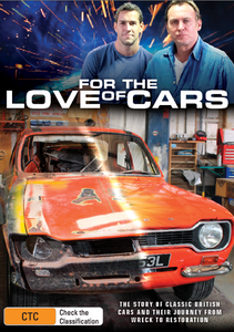 For the Love of Cars - Fisheye Productions
